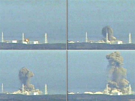 Взрыв на Фукусиме