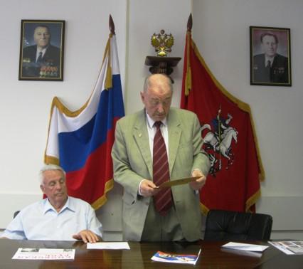 Киевская Русь 14 июня 2011 Бакланов Медведев